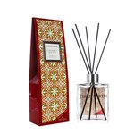 Fired Earth-Wax Lyrical-geurstokjes-olie-EMPERORS_RED_TEA-180ml-new-reed_diffuser-FE2201