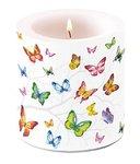 Ambiente-Kaars-klein-COLOURFUL-BUTTERFLIES-vlinders-gekleurde-35h-branduren-300-gram-19214230