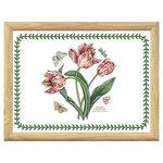 Portmeirion-Botanic-Garden-Tulipa-houten-schoot-dienblad-lap-tray-45x34x8cm
