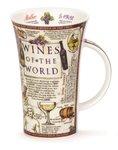 Glencoe-XL-mug-beker-mok-WINES-WORLD-wijnliefhebber-wereld-Champagne-Cabernet-Sauvignon-Pinot-Noir-Chardonnay-Merlot