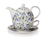 Dunoon-Tea_for_one-DOVEDALE-HAREBELL-blauw-bloemetjes-campanula-libelle