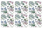 Pimpernel-Portmeirion-onderzetters-Botanic-Garden-Chintz-set-6st