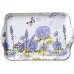 dienblaadje-tray-melamine-small-PURPLE-WILDFLOWERS-bloemen-vlinders-lila-paars-21x13cm