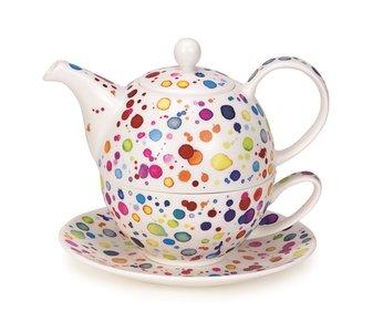 Tea4one SPLAT! gekleurde verf spetters