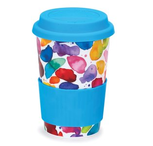 Travel mug reisbeker 0,44L Blops Red