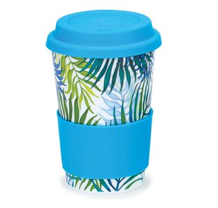 Travel mug reisbeker 0,44L Orinoco Palm