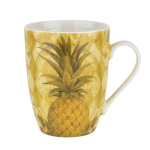 Beker Portmeirion GOLDEN PINEAPPLE 0,34 Ltr. Ananas