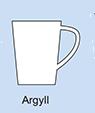 ARGYLL XL beker 500ml OVERIGE te bestellen