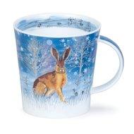 Dunoon-Cairngorm-XL-beker-mok-mug-MOONBEAM-Hare-Haas-480ml-Kate_Mawdsley