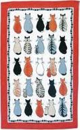 Ulster_Weavers-linnen-theedoek-katten-cats-waiting-achterkant