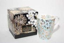 Dunoon-Solway-giftbox-collection-AQUA-lichtblauw-bloemmotief-goud-accenten-inhoud-350ml