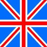 Lunchservet Engelse vlag Union Jack
