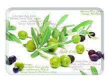 Nuova-dienblad-olijven-Medium
