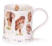 beker-mok-Dunoon-model-IONA-OWLS-vogels-uilen-design-Kate-Osborne