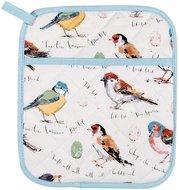 Ovenwant-pannenlap-BIRDSONG-Madeleine-Floyd-vogels-licht-blauw