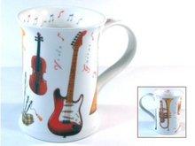 Dunoon-beker-mok-muziekinstrumenten-electrische-gitaar-Richard-Partis