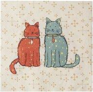 Ulster-Weavers-papieren-servetten-CATWALK-gekleurde-katten-33x33cm