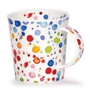 Dunoon-beker-mok-SPLAT!-gekleurde-inkt-spatters-lomond-colourful