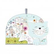 SALE-PIMPERNEL-design-theemuts-CAT-tea-cosy-Arthur-Goodfellow-friends-poes-kat