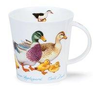 Dunoon-Cairngorm-XL-beker-mug-Farmyard-DUCK-GEESE-480ml-eend-gans-ganzen