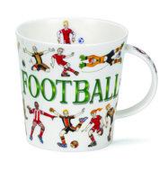 Cairngorm-XL-beker-mok-Sporting-Antics-FOOTBALL-voetbal-dames-heren-spelers-tekst-480ml