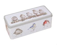 Wrendale-voorraad-koektrommel-cracker-tin-trommel-WRENDALE-Birds-vogels-design-Hannah_Dale-TN017-rand-grijs-