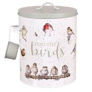 voorraad-trommel-barrel-rond-20cm-WRENDALE-Feed_the_birds-Hannah_Dale-vogels-vogelvoer-
