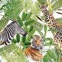 Ambiente-papieren-servetten-SAFARI-33x33cm-giraf-tijger-zebra-olifantlunch-diner