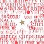 papieren-Kerst-servetten-Raeder-CHRISTMAS-XMAS-Frohe_weihnachten-Joyeux_Noel-wit-rood-tekst-ster-goud0089255