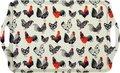 dienblad-tray-melanine-rechthoekig-handgreep-40x30cm-ROOSTER-kippen-haan