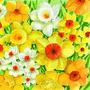 papieren-servetten-SIGNS-SPRING-lente-voorjaar-Narcissen-geel-33x33cm
