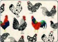 placemats-klein-ROOSTER-SET/4-kippenSmall-29x21cm