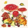 Ambiente-papieren-servetten-FLY AGARIC-NEW-paddenstoel-33x33cm-lunch-diner