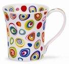 Dunoon-beker-JURA-Razzmatazz-gekleurde-Cirkels-design-Caroline Bessey