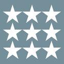papieren-lunch-servetten-STARS-NEG.-GREY-grijs-sterren-wit-33x33cm-Ambiente