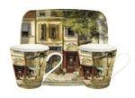 Portmeirion-2bekers-Mug & Tray-set-PARISIAN_SCENES-Parijs-terrasjes-11753423