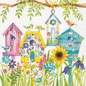 papieren-servetten-bloemen-vogelhuisjes-p/20-33x33cm