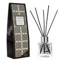Fired Earth-Wax Lyrical-geurstokjes,reed_diffuser-glas-olie-Black Tea & Jasmine-100ml-FE2103