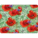 PAINTED_POPPIES-Ambiente-PVC-placemats-Klaproos-poppy-rood-groen-dun-zacht-foam-polyester-siliconen-40x30cm-19014210