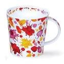 DUNOON-XL-beker-mok-WOOPS!-RED-rood-oranje-verf-spatters-Cairngorm-480ml-Caroline_Bessey