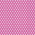 Colourful-life-papieren-cocktail-servetten-25x25cm-pink-roze-met-stip-