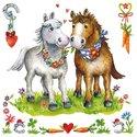 PPD-servetten-lunch-poldi-lissy-paardjes
