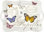 Nuova-melanine-dienblad-45x31cm-papillons-vlinders