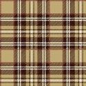 Ambiente-papieren-servetten-TARTAN-Scottish-cream-beige-bruin-33x33cm