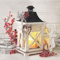 Ambiente-papieren-Kerst-servetten-cocktail-25x25cm-witte-houten-lantaren