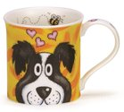 Beker-PEEPERS-Bute-fine-bone-China-Jane-Brookshaw-Animal-dog-hond