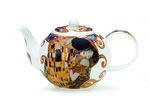Dunoon-Theepot-small-BELLE-EPOQUE-Gustav-Klimt-0,75ltr.