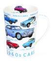 Argyll-XL-beker-mok-CLASSIC-CARS-1960-auto's-Aston_Martin-Jaquar-Ferrari-Lotus-etc-Richard-Partis-500ml.