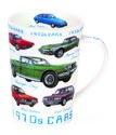Argyll-XL-beker-mok-CLASSIC-CARS-1970-Auto's-Ford_Capri-Escort-Jaquar-Triumph_Stag,VW_Beatle,BMW,Spitfire,etc-Richard-Pa