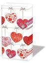 Ambiente-papieren-zakdoekjes-tissue-HEARTS-ON-WIRE-hartjes-rood